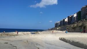 malta-sliema-strand