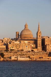 malta-valletta-sonnenuntergang