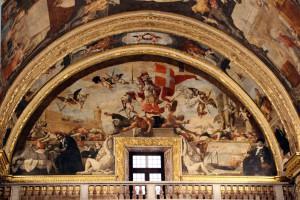 malta-valletta-stjohns-cathedral-deckenmalerei