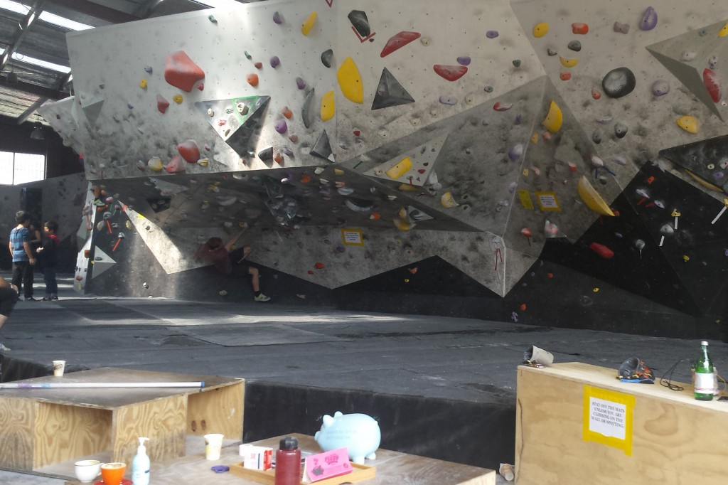 Northside Boulders