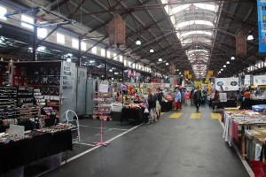 Queen Victoria Market Non-Food Halle
