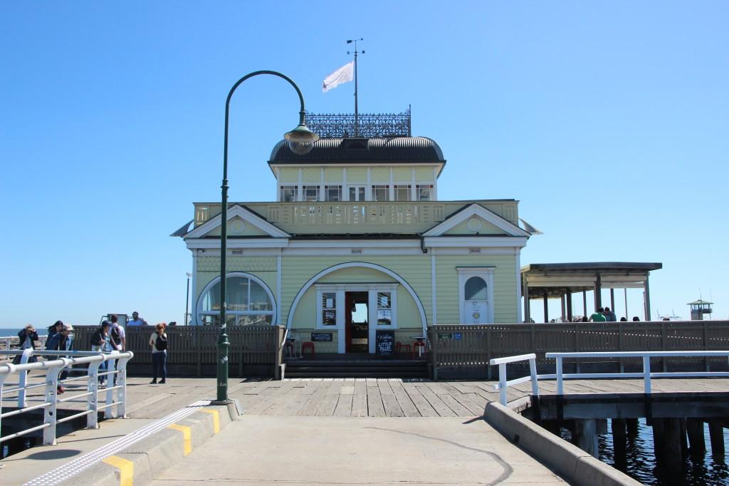 St. Kilda Pier Kiosk